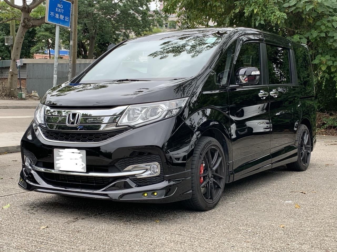 本田 Honda Stepwgn 1.5 Spade Sport - Price.com.hk 汽車買賣平台