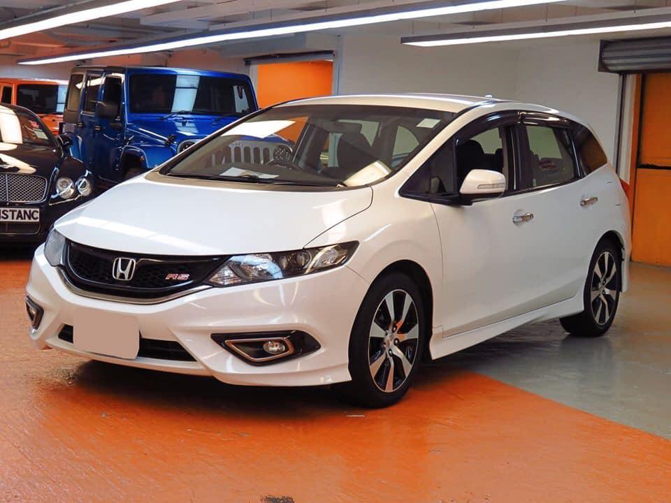 本田 Honda 2015 Honda Jade rs - Price.com.hk 汽車買賣平台