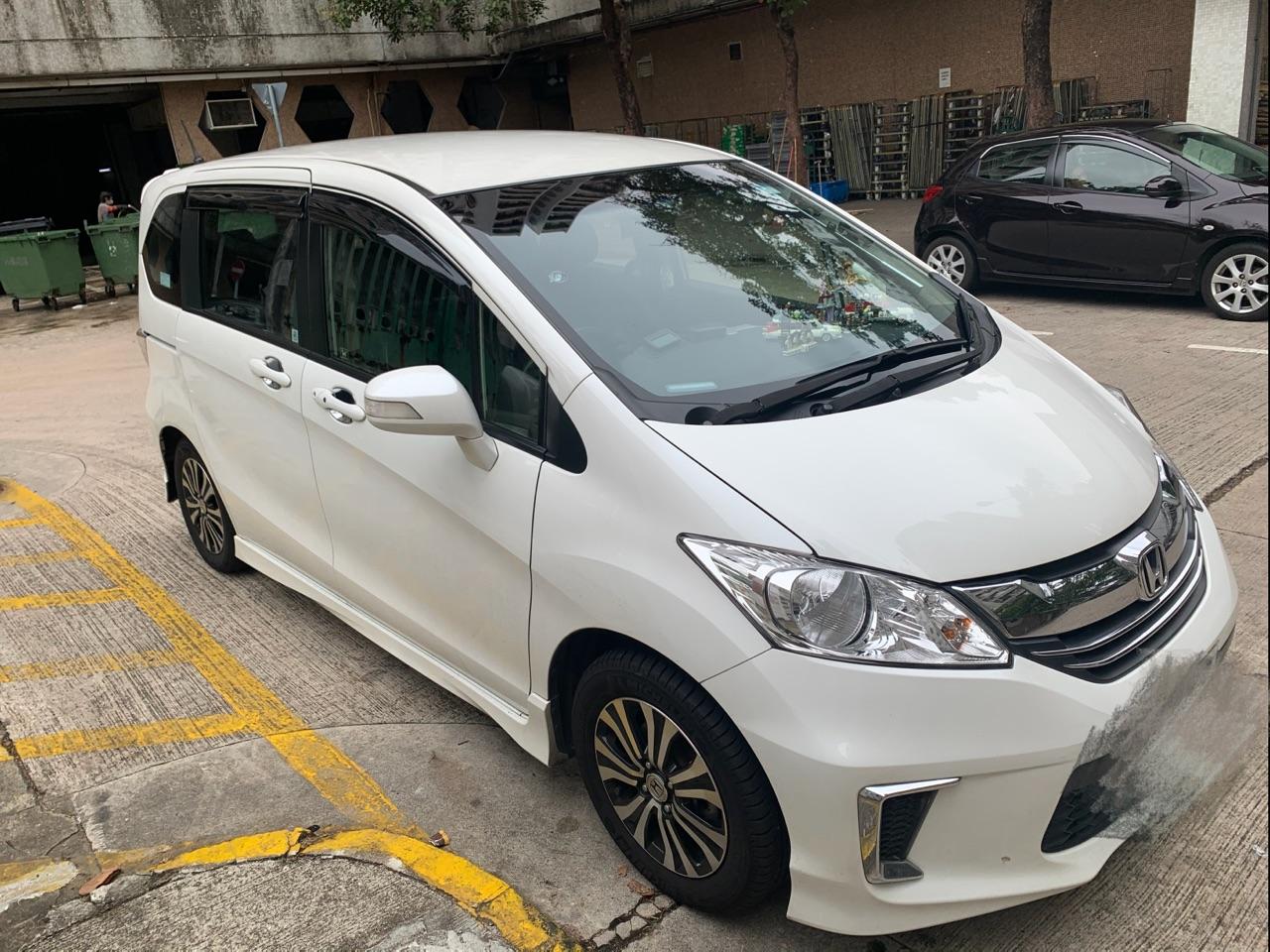 本田 Honda Freed 2015 - Price.com.hk 汽車買賣平台
