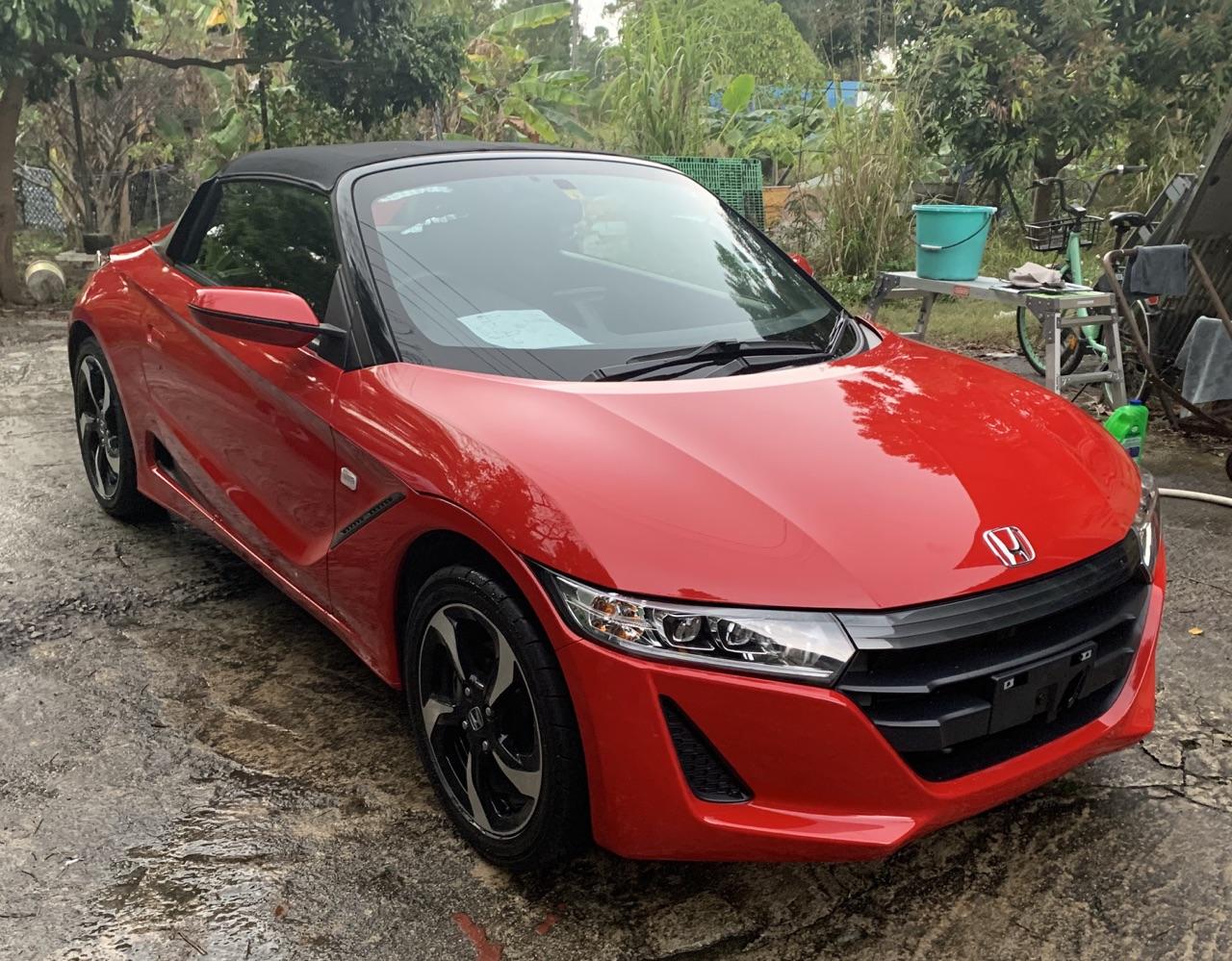 本田 Honda S660 - Price.com.hk 汽車買賣平台