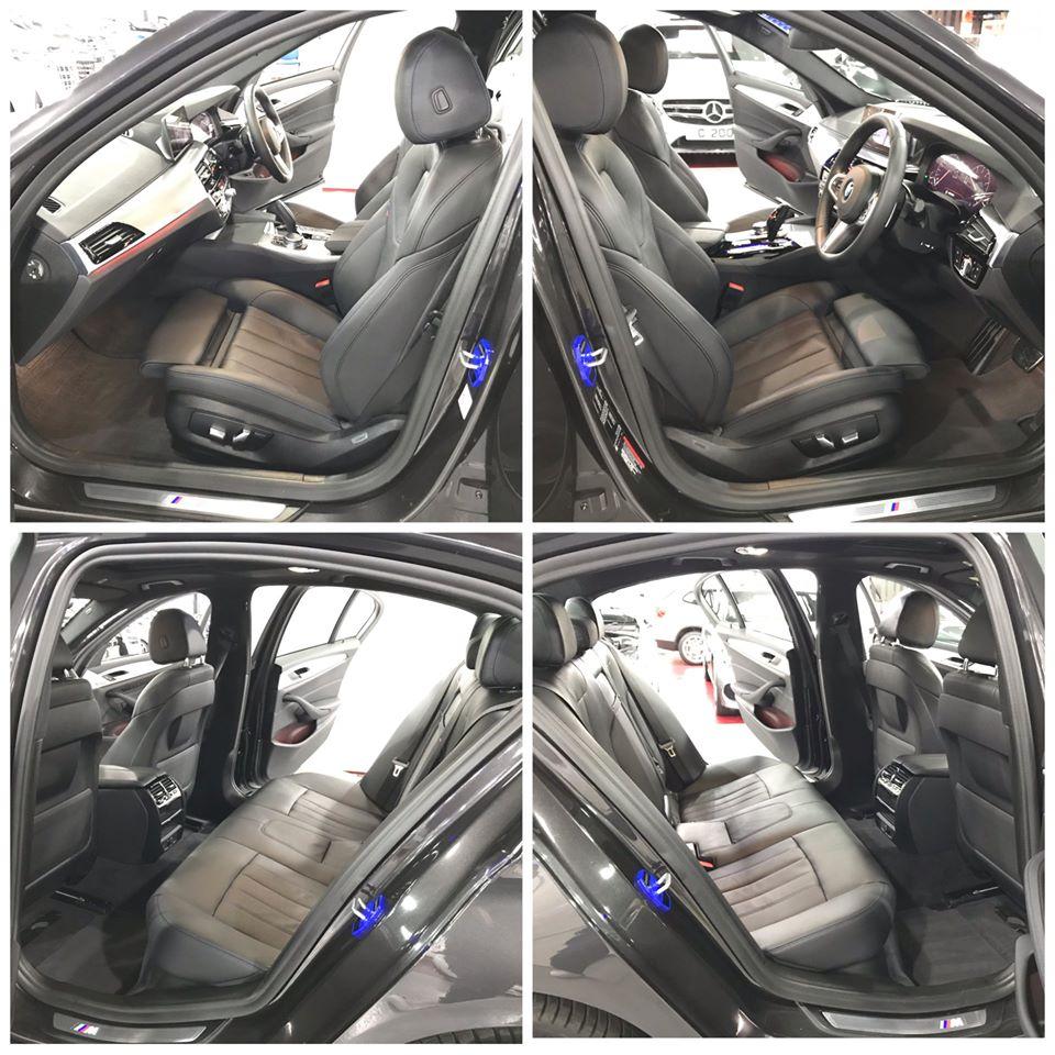 寶馬 BMW 520iA M SPORT EDITION